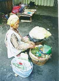 penjual tua